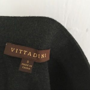 Adrienne Vittadini Skirts - Vittadini Green Pencil Knit Skirt